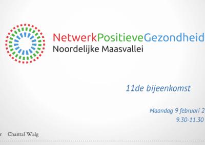 Netwerk positieve gezondheid