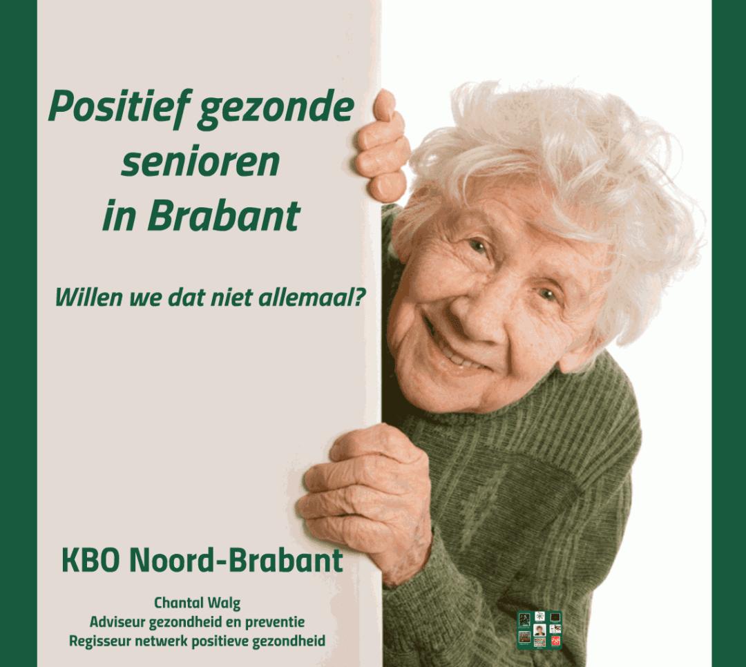 Positief gezonde senioren