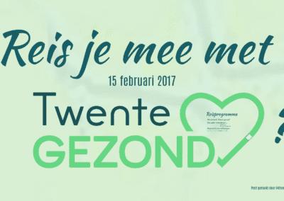 Reis je mee met Twente Gezond