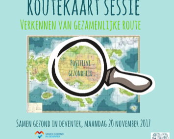 Samen gezond in Deventer 20-11-2017
